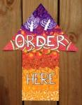 order-here-food-arrow
